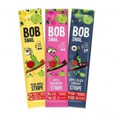 Конфеты Bob Snail натуральные фруктово-ягодные в ассортименте 14г
