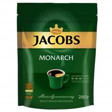 Кава 280 г Jacobs Monarch розчинна сублімована
