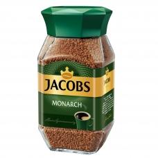 Кофе 190 г Jacobs Monarch растворимый сублимированный