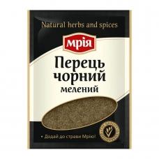 Перец черный 20 г Мрия молотый