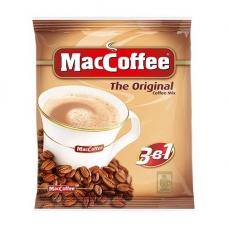 Напій з екстрактом кави 20г MacCoffee Original (3 в 1) швидкорозчинний