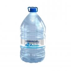 Вода 5л Знаменівська мінеральна негазована