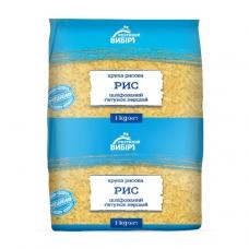 Крупа 1 кг Розумний вибір рис пропарений