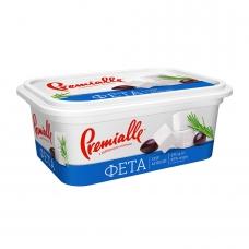 Сыр мягкий 250 г Premialle Фета 45%