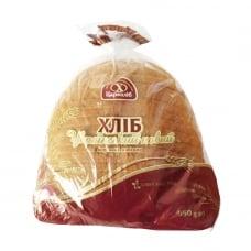 Хліб 0,95 кг Цар хліб Український новий нарізаний