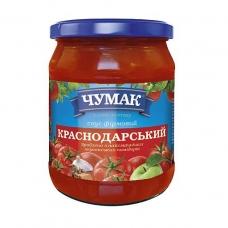 Соус 0,5 кг Чумак Краснодарський